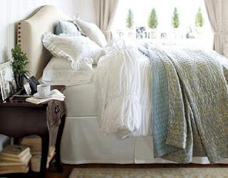 постельное белье из магазинов potterybarn