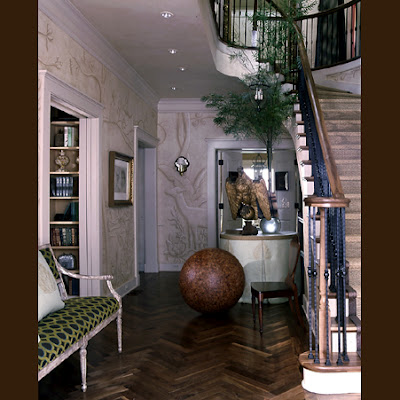 холл и лестница Барри Диксон
