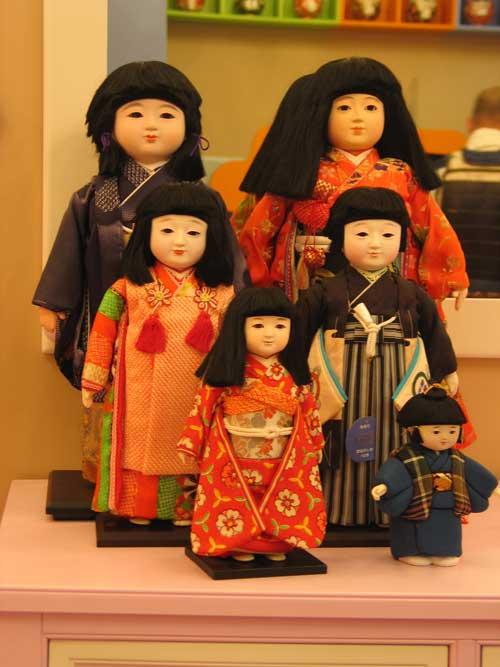 японские куклы дарума