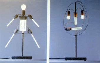 лампы Produzione Privata дизайн Микеле де Лукки
