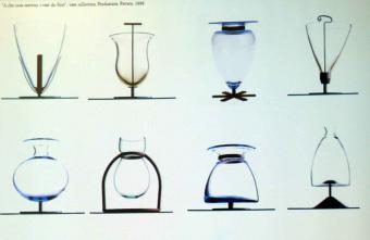 вазы Produzione Privata дизайн Микеле де Лукки