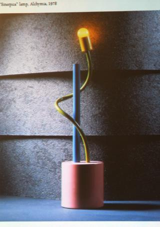 лампа Sinerpica дизайн Микеле де Лукки