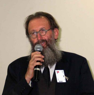 Микеле де Лукки на мастер-классе в Москве