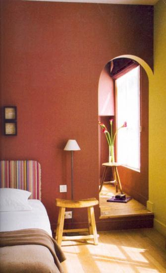 гостевая спальня в бельгийском гостевом доме