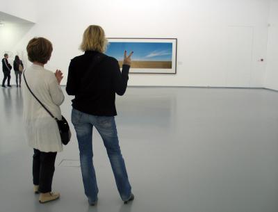 выставка фоторабот Вима Вендерса